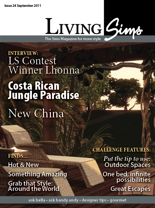 livingsims issue24