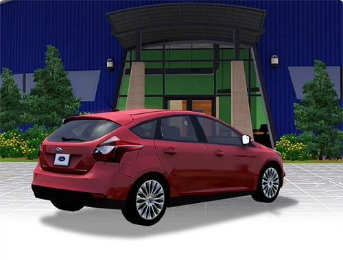 ts3 store ford-focus-2012