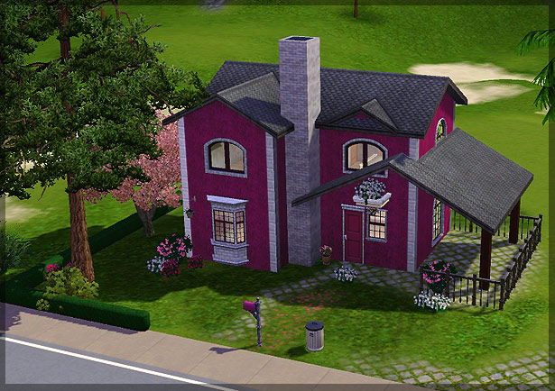 Sims 3 Cri @ - The Sims 3 game fansite | Residential Lots