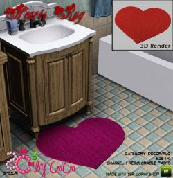 sims3cri_obj_cri_decor_rug_heart