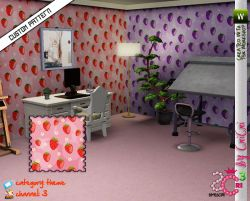 sims3cri_pattern_theme_cri_strawberries